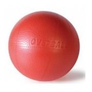 Minge de gimnastică Yate Overball 23 cm Culoarea: roșu