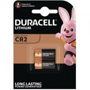 Duracell Ultra CR2 Pack von 2 (DLCR2-X2)
