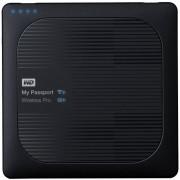 HDD extern WD My Passport Wireless Pro 1TB, USB 3.0, Negru