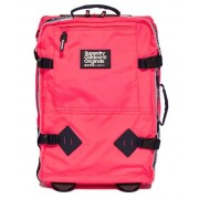 Superdry Montana Small Cabin Suitcase Pink