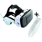 HBNS 3D VR Virtual Reality BOBO VR Z4 Glasses VR Box with Romote Controller