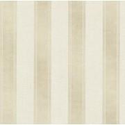 Decorline 2665 - 21462 Simmons Regal Papel pintado, diseño de rayas, color beige