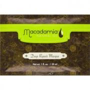 Macadamia Natural Oil Care Maske für trockenes und beschädigtes Haar 30 ml