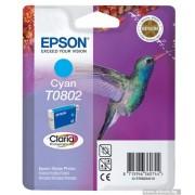 EPSON Cyan Inkjet Cartridge for Stylus Photo R265/ 285/ 360/ RX560/ PX700W/ PX800FW/ RX585/P50 (C13T08024011)