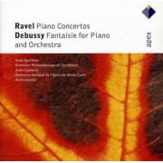 Debussy/Ravel - Fantaisie/ Piano Concertos (0685738923229) (1 CD)