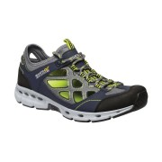 Regatta Mens Samaris Crosstrek Open Cell Walking Shoes - Navy - Size: 7