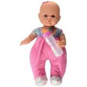 Jucarie As Nenuco Magic Feeding Bottle Pink Clothes