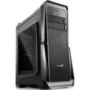 Кутия Segotep Gank II, ATX/Micro ATX,черна, прозорец, без захранване