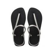 Havaianas-Slippers-Flipflops Flash Urban-Zwart
