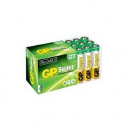 GP - Pack de 24 piles AAA Super Alcaline ( 24PILES-LR03 )