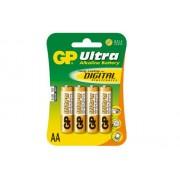 GP 151001 - GP Ultra Alkaline LR6/AA 1,5V 4-pack