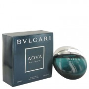 Bvlgari Aqua Pour Homme Eau De Toilette Spray 5 oz / 147.86 mL Men's Fragrance 512051