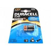 Pila Batteria Duracell Lithium Litio CR2 DLCR2 ELCR2 CR15H270 3V Ultra Duralock Per Fotocamere Digitali