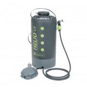 【セール実施中】【送料無料】ヘリオLXプレッシャーシャワー NM-HELX-BK キャンプ 海水浴 簡易シャワー