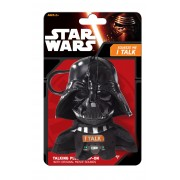 STAR WARS VII MINI PLUS CU FUNCTII 12 CM - DARTH VADER / LEAD HERO / BB-8 / KYLO REN / STORMTROOPER / R2D2 / YODA - UNDERGROUND (SWP02375)