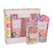 Lily And Grace Wondercolours 100Ml Edt 100 Ml + Shower Gel 150 Ml Per Donna(Eau De Toilette)