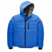 Canada Goose - Lodge Hoody - PBI - Doudoune taille L, bleu