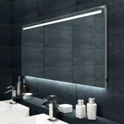 Badkamerspiegel Ambi 160x60cm Geintegreerde LED Verlichting Verwarming Anti Condens Lichtschakelaar