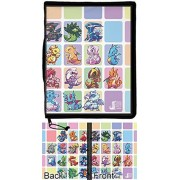 Chibi Dragons Showcase Trading Card Binder from Inked Gaming. TCG Binder for Magic the Gathering Cards. Your Game. Your Style.