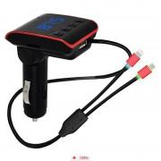 Car Kit Bluetooth USB Q10 + CAR Triple, Car Holder