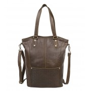 Cowboysbag Shoppers Bag Eltham Groen