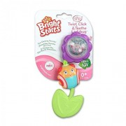 Bright Starts Twist Click and Teethe, Pretty In Pink