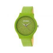 Crayo Glitter Strap Watch - Green CRACR4503
