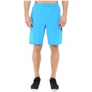 Under Armour UA Launch 9'' Stretch Woven Shorts Electric Blue