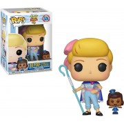 Funko Pop Disney: Toy Story 4 - Bo Peep w/Officer McDimples