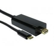 RS PRO Cavo adattatore USB 3.1 tipo C , 1 porta Mini DisplayPort
