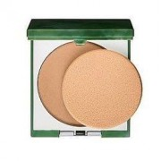 Clinique Stay-Matte Sheer Pressed Powder Cipria compatta opacizzante 7,6 g tonalità 03 Stay Beige