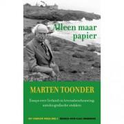 Het complete proza: Alleen maar papier - Marten Toonder