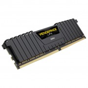 Memorija Corsair 16 GB Kit (2x8 GB) DDR4 2666 MHz Vengeance Black, CMK16GX4M2A2666C16
