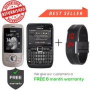 Nokia 2220 E63 Get Digital Watch