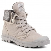 Туристически oбувки PALLADIUM - Pallabrouse Baggy 92478-095-M Vapor/Metal