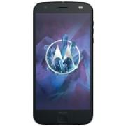 "Telefon Motorola Moto Z2 Force, Procesor Octa-Core 2.35GHz/1.9GHz, OLED Capacitive touchscreen 5.5"", 6GB RAM, 64GB Flash, Camera Duala 12+12MP, Wi-Fi, 4G, Android (Negru) + Cartela SIM Orange PrePay, 6 euro credit, 4 GB internet 4G, 2,000 minute nationale"
