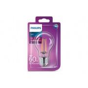 Philips Żarówka Filament LEDClassic 60W A60 E27 WW