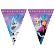 Disney Jégvarázs zászlófüzér