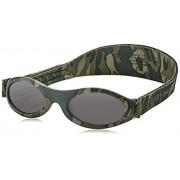 Baby Banz ABBLH Adventure Baby Sunglasses, Little Hunter Camo, Infants 0-2 Years