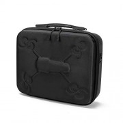 Titanicol Mavic Zoom Portable Box with Screen Drone Smart Remote Bag For dji Mavic 2 Pro(Black)