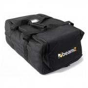 AC-131 Soft Case Mala de Transporte Empilhável 53x33x21,5cm (LxAxP) preta