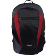 Zwart Slim'n'Smart-R 25 L Backpack(Red, Black)