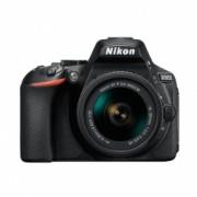 Nikon D5600 Kit AF-P 18-55mm VR, Negru