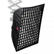 Kast KEC-91122 - softbox cu grid 91x122cm montura Elinchrom