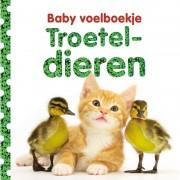 Spiru Baby Voelboekje: Troeteldieren
