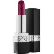 Dior Rouge Dior луксозно овлажняващо червило цвят 897 Mysterious Matte 3,5 гр.