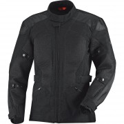 IXS Motorradjacke, Motorradschutzjacke IXS X-Damen Jacke Bel Air schwarz XL schwarz