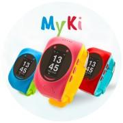MyKi - Детски смарт часовник с GPS и GSM телефон