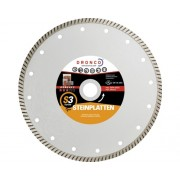 Disc diamantat Dronco Perfect S3 turbo Ø125x2,1x22,23 mm
