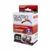 Pack compatible PGI545XL CL546XL Canon - 2 cartouches